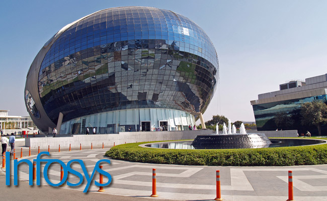 Infosys Recruitment Drive 2020