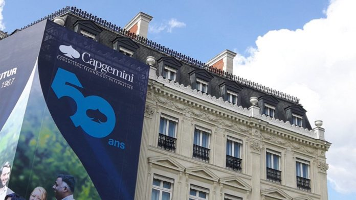 Capgemini Tech Challenge 2020