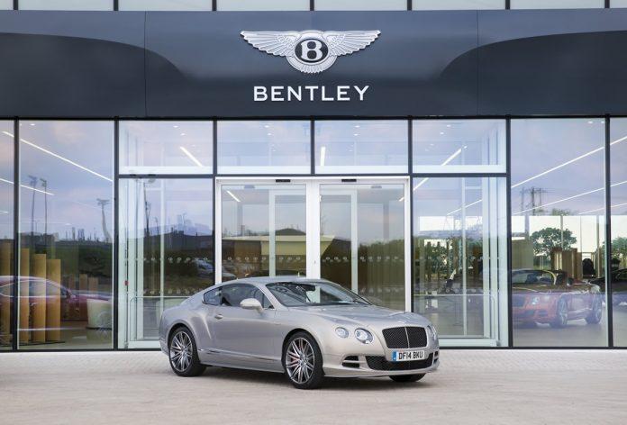 Bentley Career 2020