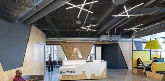AutoDesk Off Campus Drive 2021