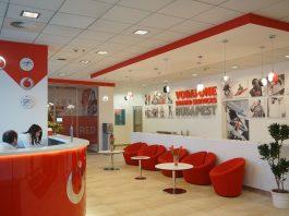 Vodafone Mega Campus Hiring