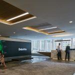 Deloitte Off Campus Drive 2021