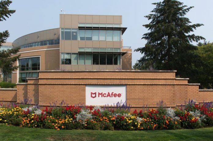 McAfee Recruitment 2021